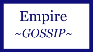 Empire Gossip, framed
