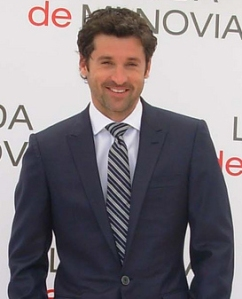 Patrick_Dempsey_in_Madrid_(Spain)_01.jpg: CynSimp derivative work: RanZag [CC BY-SA 2.0 (http://creativecommons.org/licenses/by-sa/2.0)], via Wikimedia Commons
