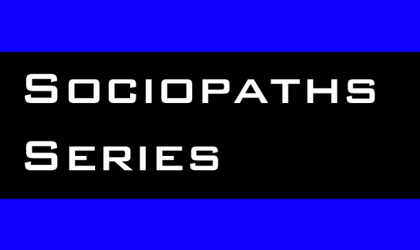 Sociopaths series graphic
